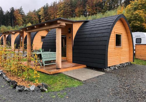 Camping Urlaub auch ohne Wohnwagen