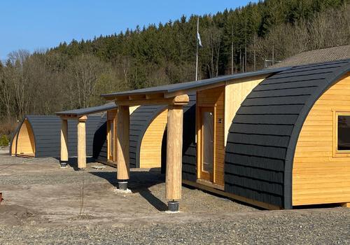 Tiny Haus >>Goslar<< - Mit Extra - Vordach