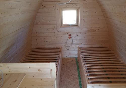 Tiny Haus - Individueller Innenausbau ist möglich